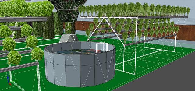 image001 现代农业+智能温室工程规划设计案例