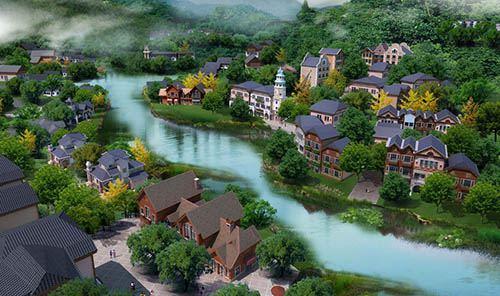 中国最好的乡村旅游规划设计公司是哪家