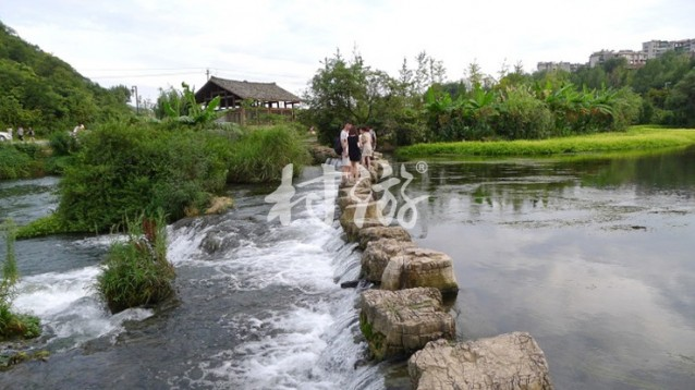 花溪十里河滩净香园
