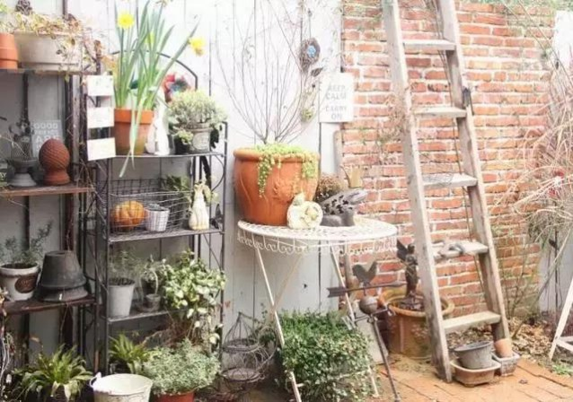 庭院,让生活慢下来,回归生活的本质
